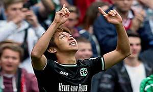 Hannover 2-1 Freiburg