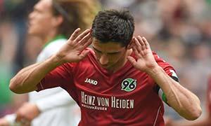 Hannover 1-1 Werder Bremen