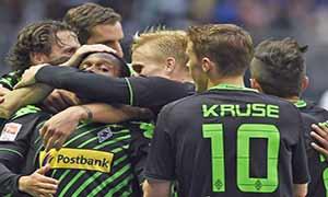Hertha Berlin 1-2 Borussia Monchengladbach