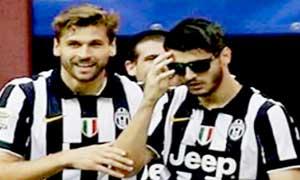 Inter 1-2 Juventus