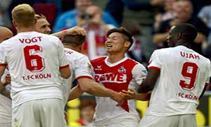 Koln 2-0 Schalke