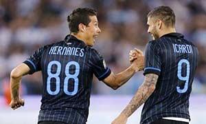 Lazio 1-2 Inter