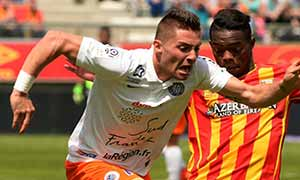 Lens 0-1 Montpellier