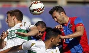 Levante 0-0 Elche