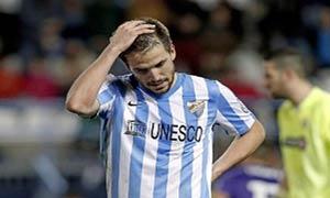 Malaga 1-2 Elche