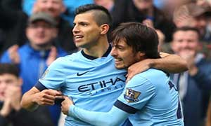 Manchester City 6-0 Queens Park Rangers
