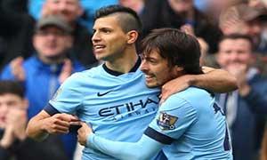 Manchester City 6-0 Queens Park Rangers