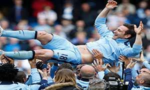 Manchester City 2-0 Southampton
