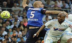 Marseille 2-1 AS Monaco