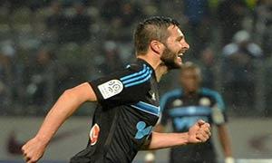 Metz 0-2 Marseille