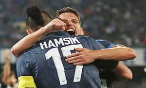 Napoli 3-2 AC Cesena