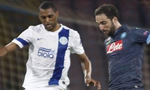 Napoli 1-1 Dnipro