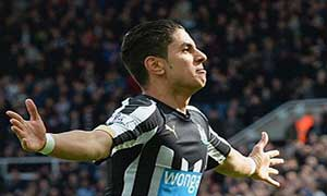 Newcastle United 1-1 West Bromwich Albion