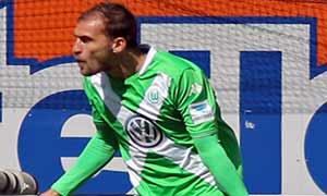 Paderborn 1-3 Wolfsburg