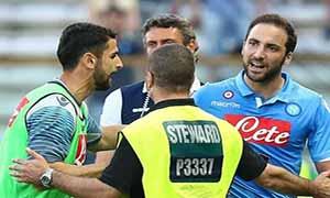 Parma 2-2 Napoli