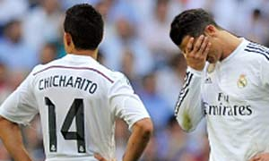 Real Madrid 2-2 Valencia
