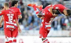 Real Sociedad 0-3 Granada
