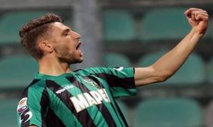 Sassuolo 3-1 Genoa