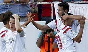 Sevilla 2-1 Almeria