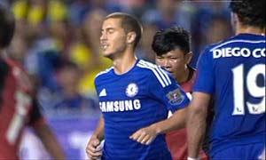Thailand All Stars 0-1 Chelsea
