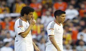 Valencia 1-1 Celta Vigo