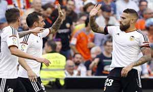 Valencia 3-1 Eibar