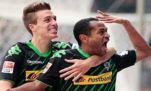 Werder Bremen 0-2 Borussia Monchengladbach