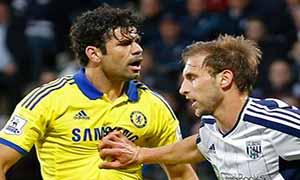 West Bromwich Albion 3-0 Chelsea