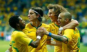 Brazil 2-0 Mexico