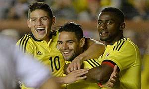 Colombia 1-0 Costa Rica