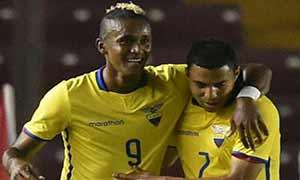 Ecuador 4-0 Panama