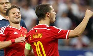 France 3-4 Belgium