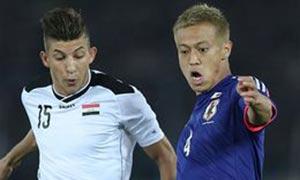 Japan 4-0 Iraq