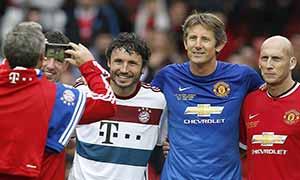 Manchester United Legends 4-2 Bayern Munich Legends