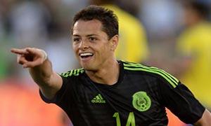 Mexico 2-2 Costa Rica