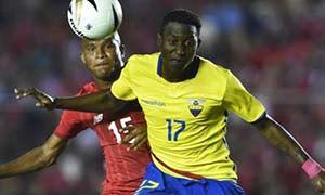 Panama 1-1 Ecuador