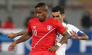 Peru 1-1 Mexico