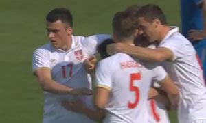 Serbia 4-1 Azerbaijan