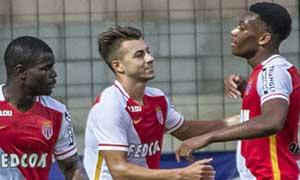 AS Monaco 3-1 PSV Eindhoven