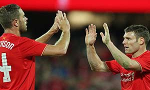 Adelaide United 0-2 Liverpool