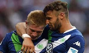 Ajax 1-1 Wolfsburg