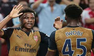 Arsenal 4-0 Singapore Select XI