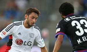 Basel 2-1 Bayer Leverkusen