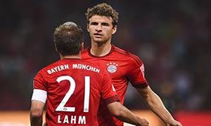 Bayern Munich 1-0 Inter