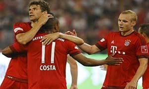 Bayern Munich 4-1 Valencia