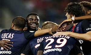 Benfica 2-3 Paris Saint-Germain