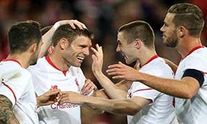 Brisbane Roar 1-2 Liverpool