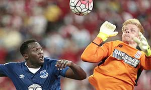 Everton 0-0 (Pen 5-4) Stoke City