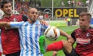 Freiburg 0-1 Malaga