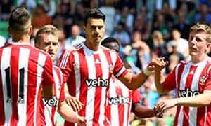 Groningen 0-3 Southampton